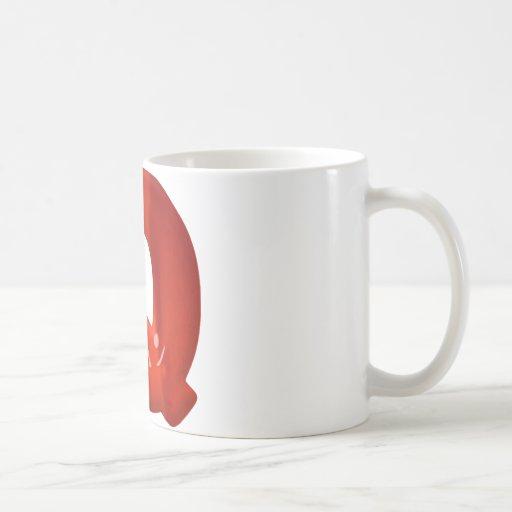 stalin dog mug