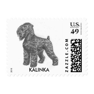 "stalin dog Small, 1.8"" x 1.3"", $0.47 Postage"