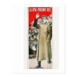 stalin el líder URSS Postal
