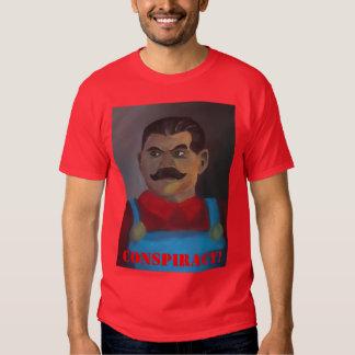 Stalin es camiseta de Mario Poleras