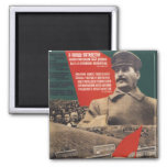 Stalin Fridge Magnets