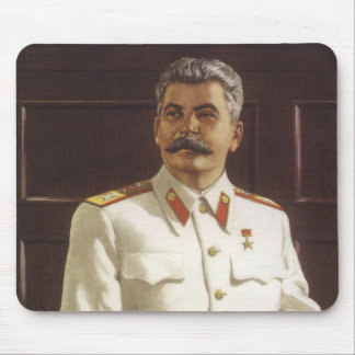 Stalin Mouse Pad