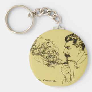Stalin Pipe Key Chain 1
