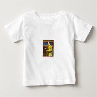 stalin poster art baby T-Shirt