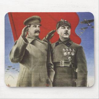 Stalin Alfombrillas De Ratones