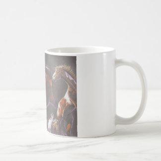 Stalion Herd Coffee Mug