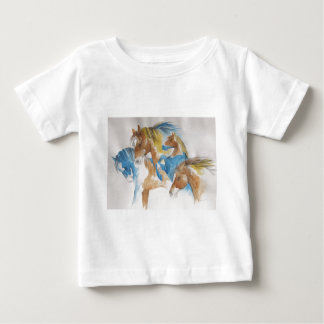 Stalions in Pastel Baby T-Shirt