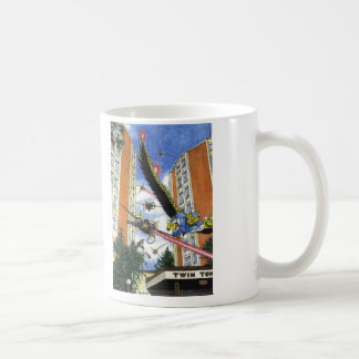 Stalked by the Sinister Sky Squad Coffee Mug