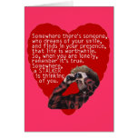Stalker Anti-Valentines Day Greeting Card