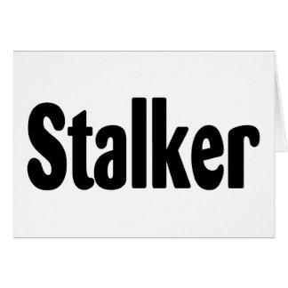 Stalker Card