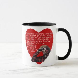 Stalker - Funny Valentines Day Mug