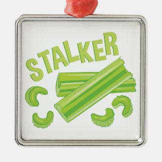 Stalker Metal Ornament