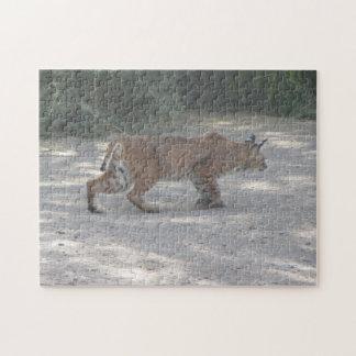 Stalking Bobcat Puzzles