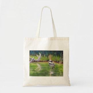 Stalking Still Waters Tote Bag