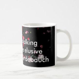 Stalking the Elusive Annie Debauch Cup Classic White Coffee Mug