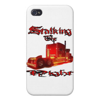 Stalking the Night iPhone 4/4S Cover