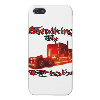 Stalking the Night iPhone SE/5/5s Cover