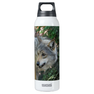 Stalking Wolf SIGG Thermo 0.5L Insulated Bottle
