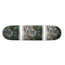 Stalking Wolf Skateboard