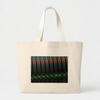 stalks large tote bag