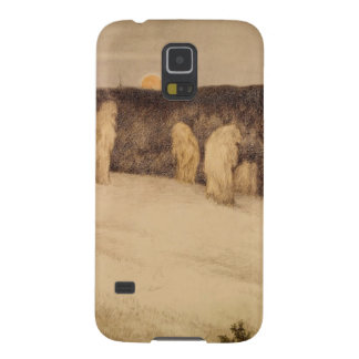 Stalks of Grain in Moonlight Galaxy S5 Cover