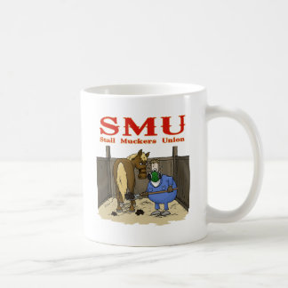 Stall Muckers Union Coffee Mug