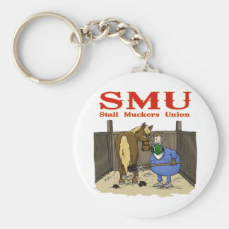 Stall Muckers Union Key Chains