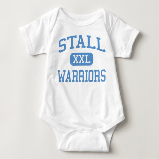 Stall - Warriors - High - Charleston Infant Creeper