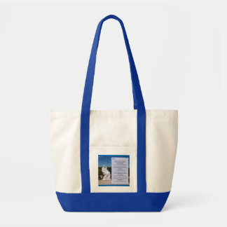 Stalled – A Poem Tote Bag