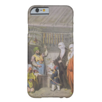 Stallholder selling Spiced Delicacies at the Bazaa Barely There iPhone 6 Case
