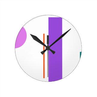 Stalling Round Clock