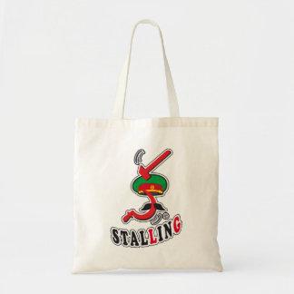 STALLING TOTE BAG