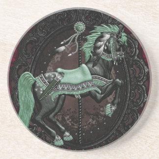 Stallion Drink Coaster
