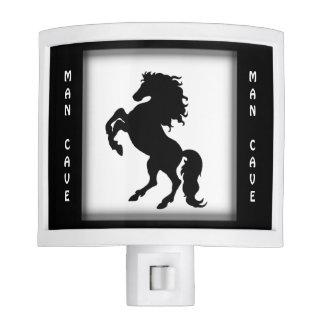 Stallion Design Man Cave Night Light