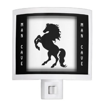 Stallion Design Man Cave Night Light