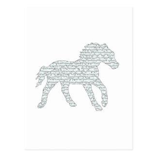 Stallion Eyes Post Cards