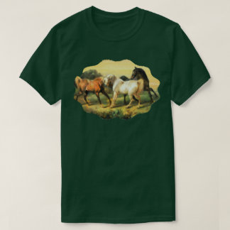 Stallion Horse Herd Unisex T-shirt