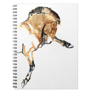 Stallion Notebook