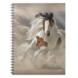 Stallion of the Sands, Notebook or Journal