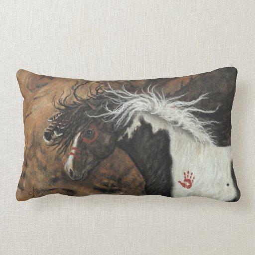 Decorative Pillows Horses : Horse Pillows, Horse Throw Pillows