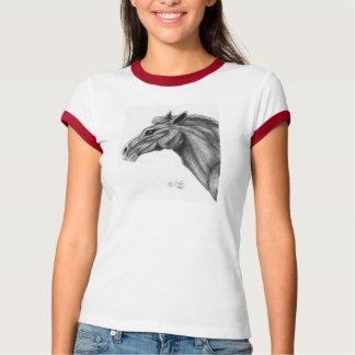 Stallion Portrait T-Shirt