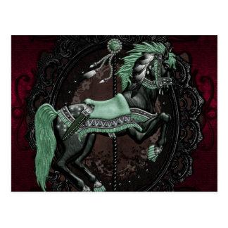 Stallion Postcard