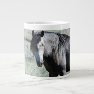 Stallion Ranger - Theodore Roosevelt National Park Giant Coffee Mug