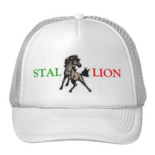 Stallion Trucker Hat