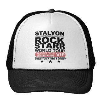 STALYON JESUS VIP ROCK STARR GORRA
