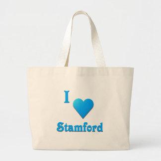 Stamford -- Azul de cielo Bolsas