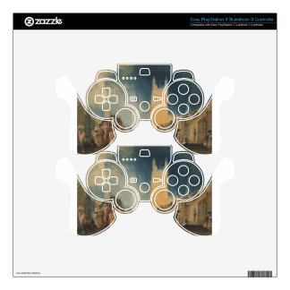 Stamford by William Turner Decal For PS3 Controller