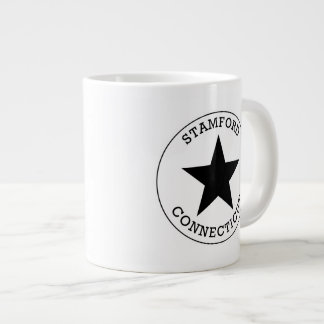 Stamford Connecticut Giant Coffee Mug