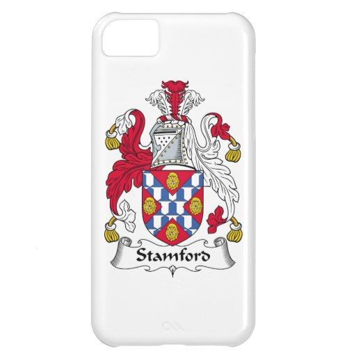 Stamford Family Crest iPhone 5C Covers