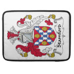 Stamford Family Crest MacBook Pro Sleeves